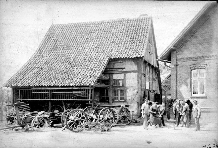 Schäkels Schmiede 1934