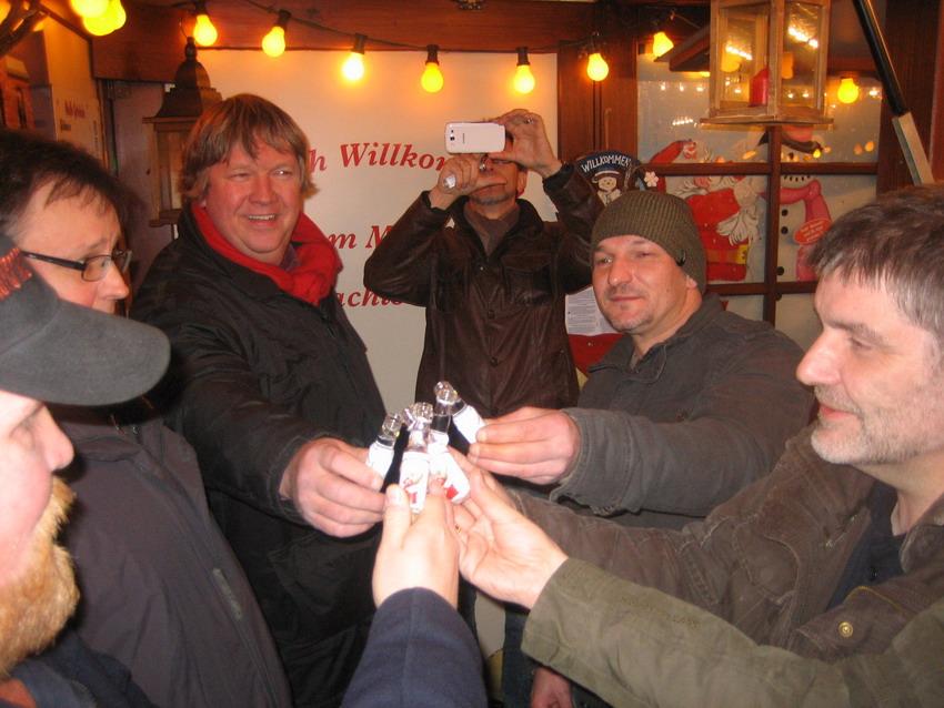 Weihnachtsmarkt 07.12.2012 Bild 8
