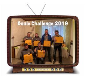 Boule Challenge 2019