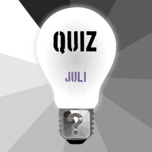 Quiz Juli