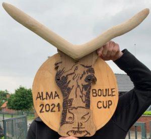 Alma-Cup 2021 Trophäe klein