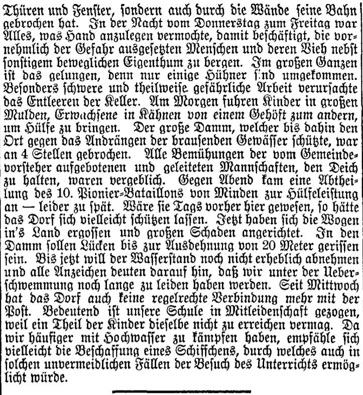 Bericht Deichbruch 15.03.1881 Teil 2