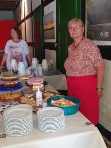 Kuchenbuffet Bild 1